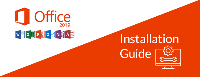 How to Install Office 2019 for Windows