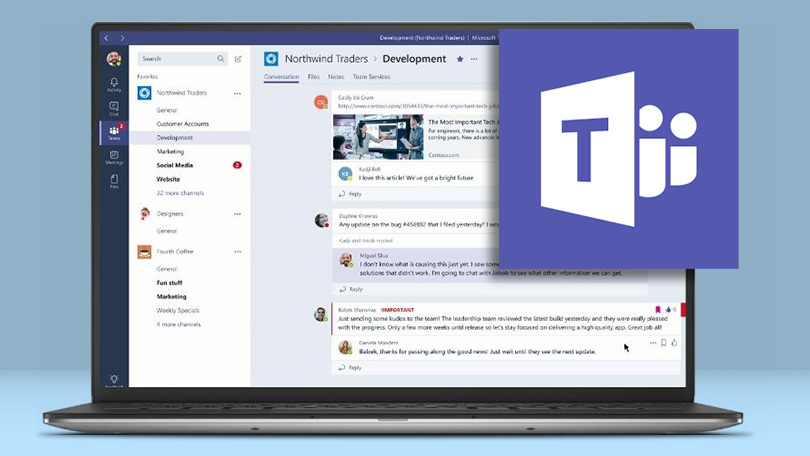 Microsoft Teams at 3: Everything you need to connect with your teammates and be more productive